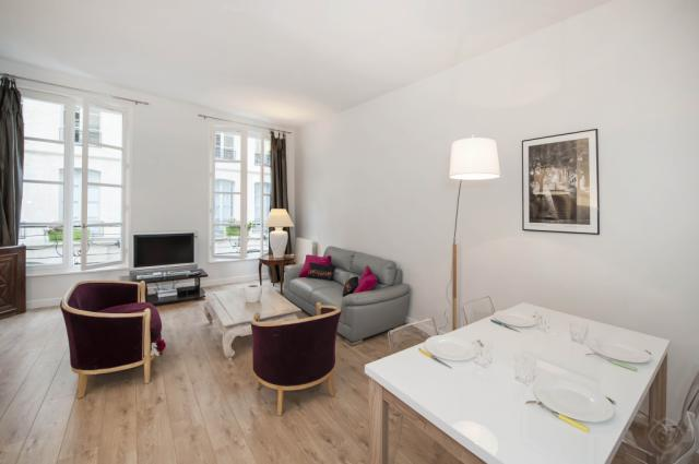 St Martin Le Marais apartment Paris